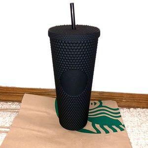 Starbucks Matte Black Tumblr